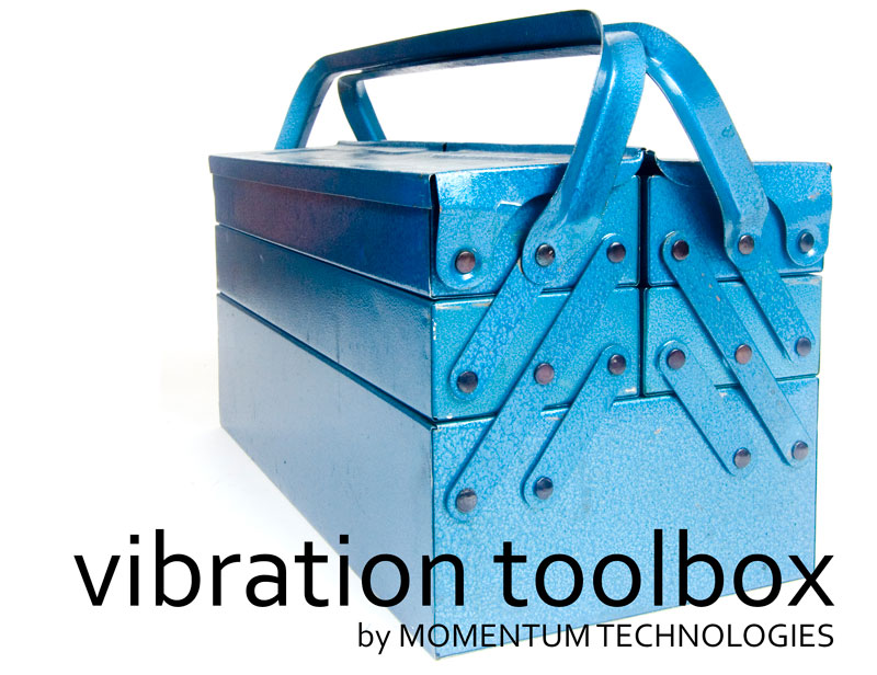 Presenting: Vibration toolbox by Momentum Technologies