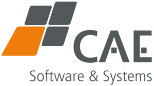 CAE Software & Systems logo